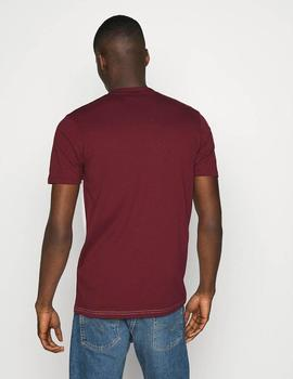 Camiseta Arbatex Burgundy