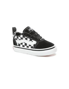 TD Ward Slip-On Checkerboard